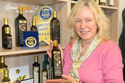 GOLD ELASION – sehr säurearmes Premium-Olivenöl