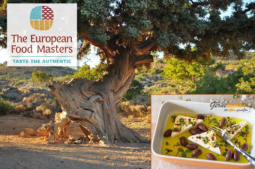 THE EUROPEAN FOOD MASTERS – Kulinarische Entdeckungsreise durch die Regionen Kretas