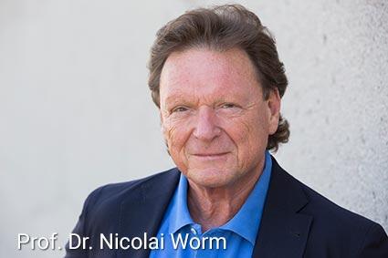 Prof. Dr. Nicolai Worm, Ernährungswissenschaftler