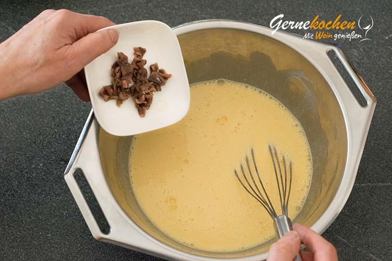 Pissaladíere, Zwiebelkuchen aus Nizza - Zubereitungsschritt 7.2