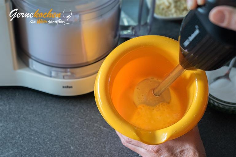 Spanischer Orangen-Mandelkuchen- Zubereitungsschritt 3.1