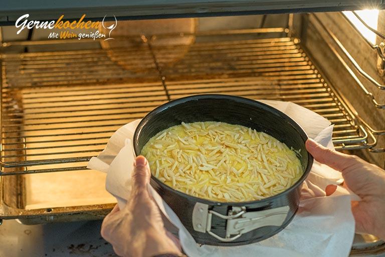 Spanischer Orangen-Mandelkuchen - Zubereitungsschritt 4