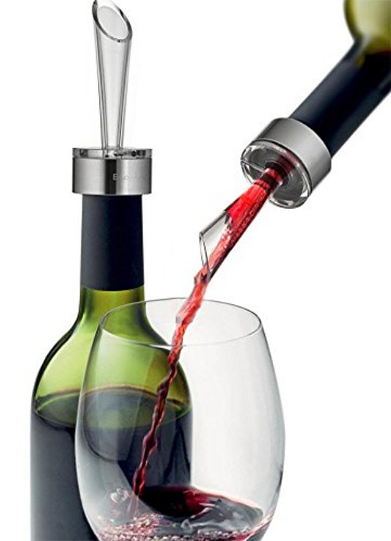 Trinktemperaturen für Wein - Weinbelüftung. Gernekochen - Mit Wein