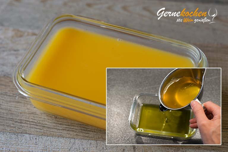 Braune Butter - Butterschmalz - Ghee - Läuterbutter