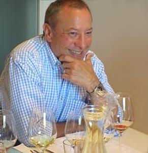 Chef-Sommelíer Jean-Jacques Marcel