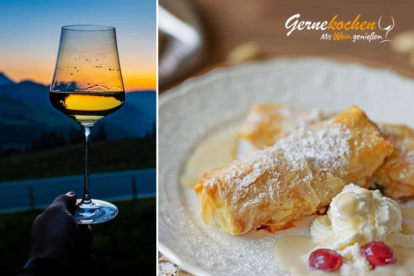 Dessertweine – vollmundig und edelsüß