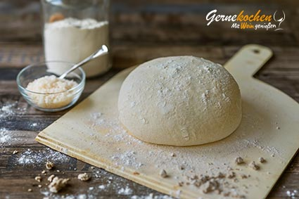 Pizzateig-Rezept - das Original aus Napoli. Workshop