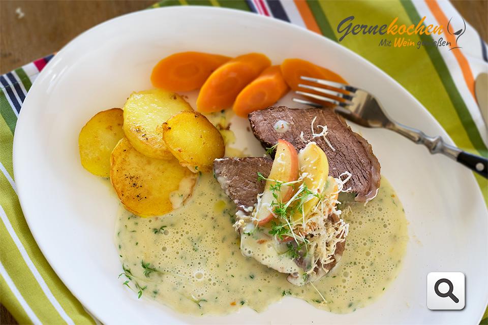 Tafelspitz - Klassiker der österreichischen Küche
