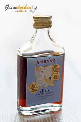 Gernekochen - Mit Wein genießen Elixier jasmine - Revela D Spyridoula's