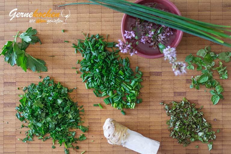 Pfeffersteak vom Grill - Zubereitungsschritt 1.1
