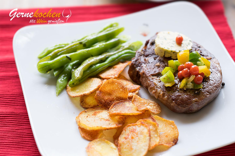 Ribeye Steak grillen. Otto Gourmet. Gernekochen
