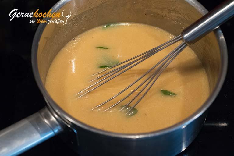 Kalbsragout mit Salbei und gebratenen Austernpilzen – Zubereitungsschritt 4.4