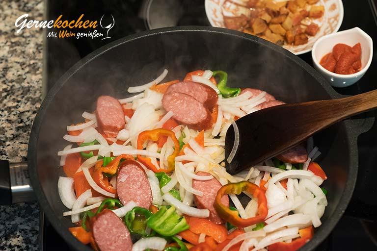 Kotelett vom Mangalitza-Schwein – Zubereitungsschritt 3.1