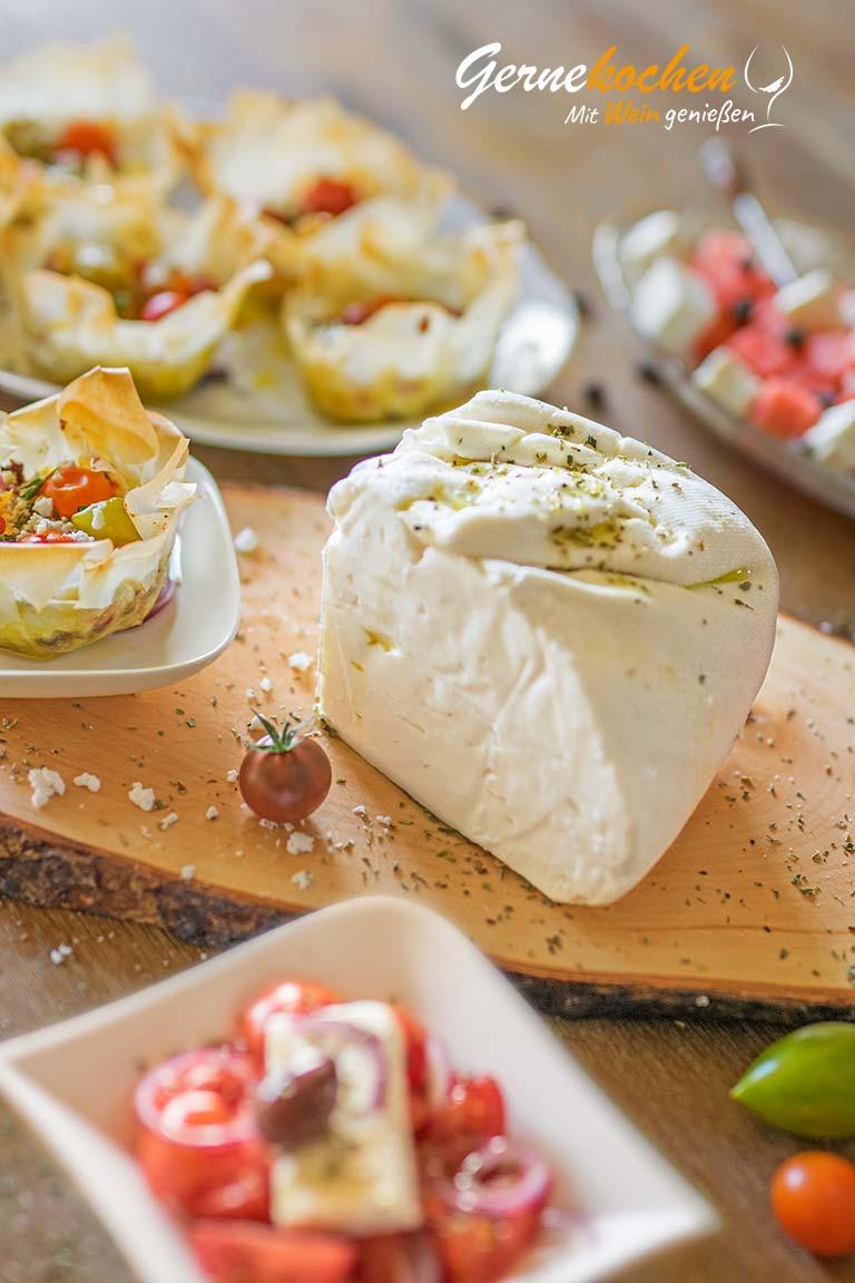 Feta - Griechischer Schafskäse
