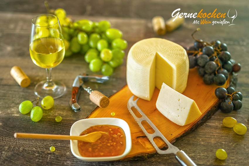 Graviera - Griechische Käsesorte