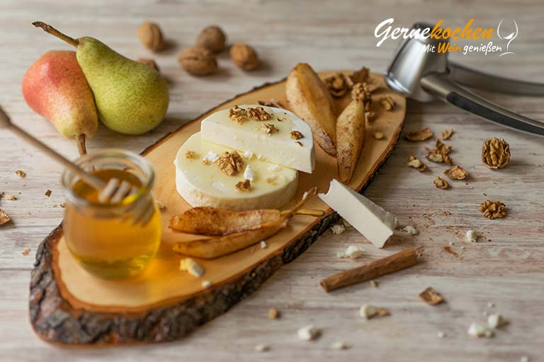 Griechische Käsesorten und die dazu passenden Weine: 3. Teil - Manouri, Dessertvariante. Nikoleta Makrionitou