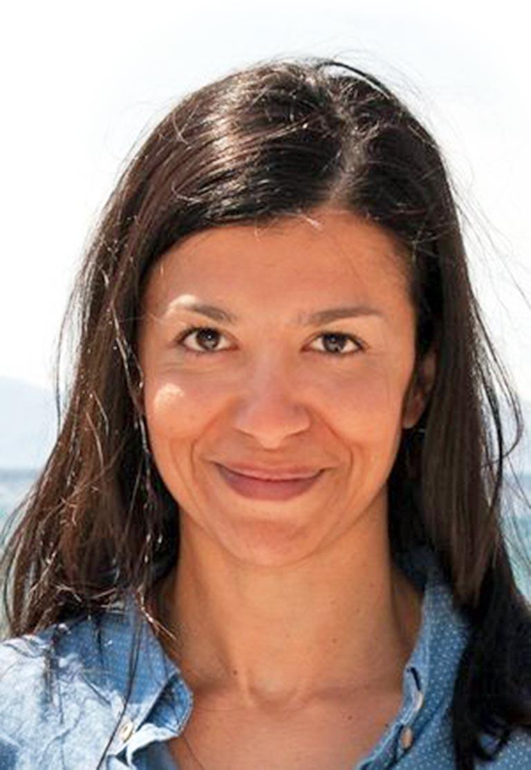 Nikoleta Makrionitou, griechische Sommelíere, Weinerzeugerin  & Journalistin
