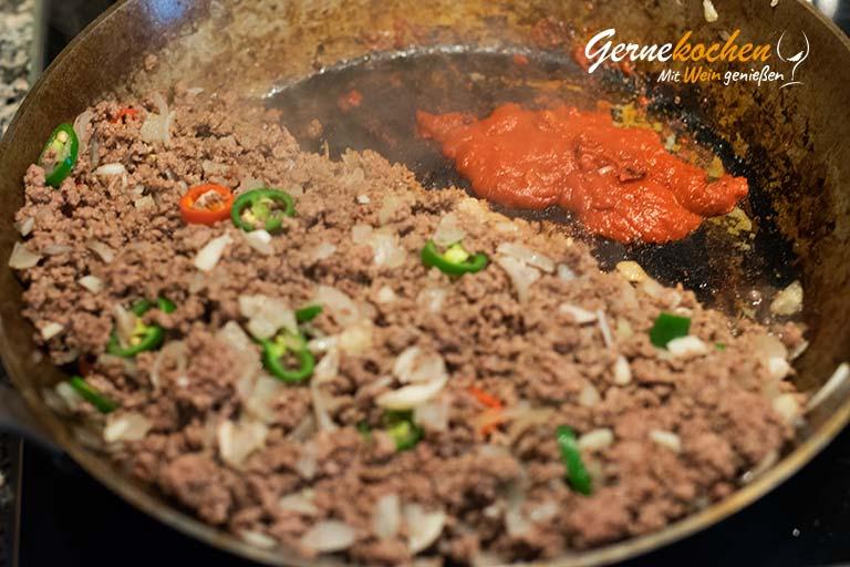 Chili con carne - Zubereitungsschritt 2.2