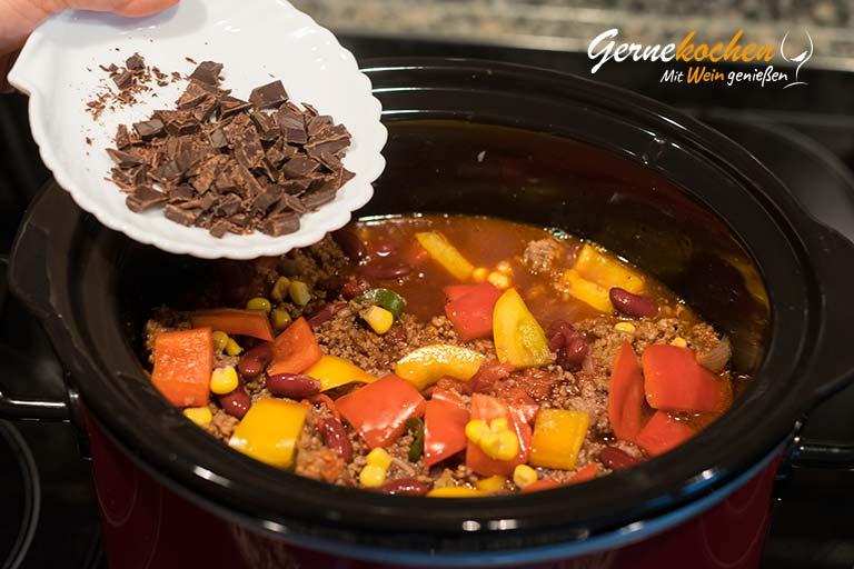 Chili con carne - Zubereitungsschritt 3