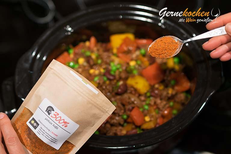 Chili con carne - Zubereitungsschritt 5