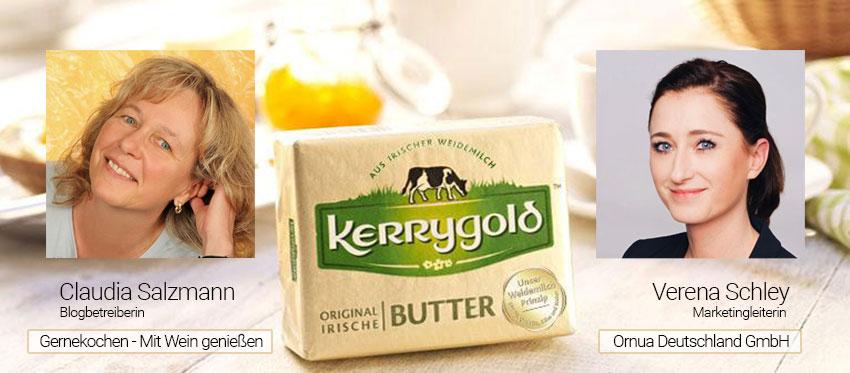 Wie gut ist Kerrygold-Markenbutter? Interview mit Ornua Deutschland GmbH