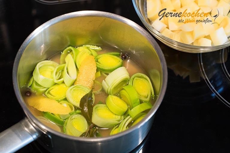 Kartoffel-Lauch-Püree - Zubereitungsschritt 3.1