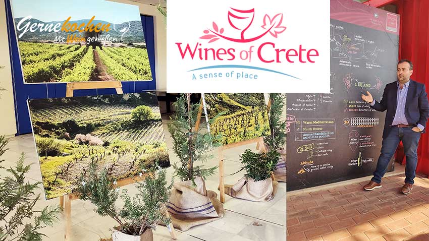 OiNotika – Cretan Wine fair