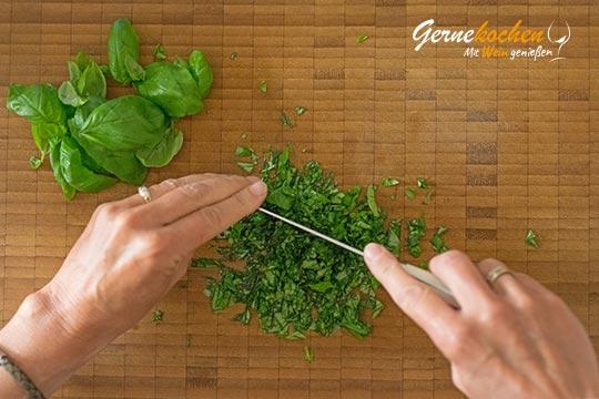 Basilikum-Mayonnaise - Zubereitungsschritt 1.2