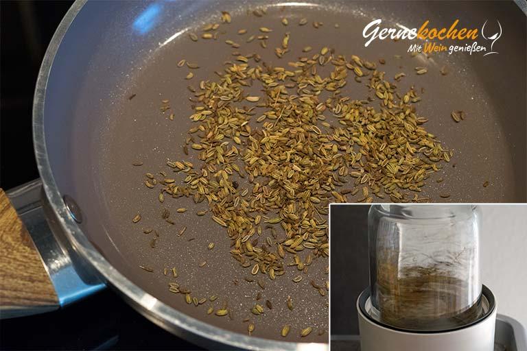 Oliven-Avocado-Dip à la Gernekochen – Zubereitungsschritt 3