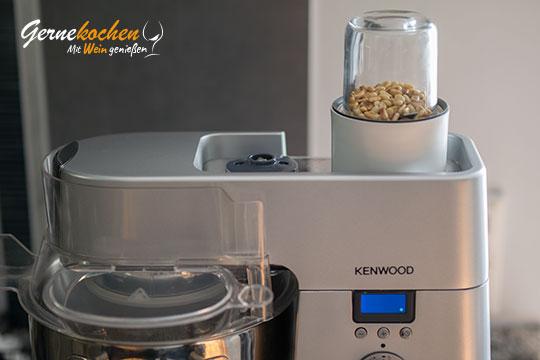Pistazien-Mayonnaise á la Gernekochen - Zubereitungsschritt 2