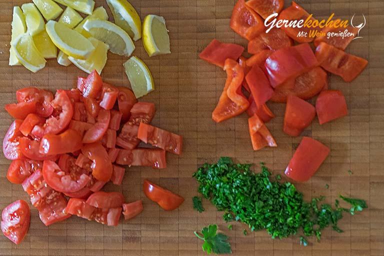 Paella selber machen - Zubereitungsschritt 3.2