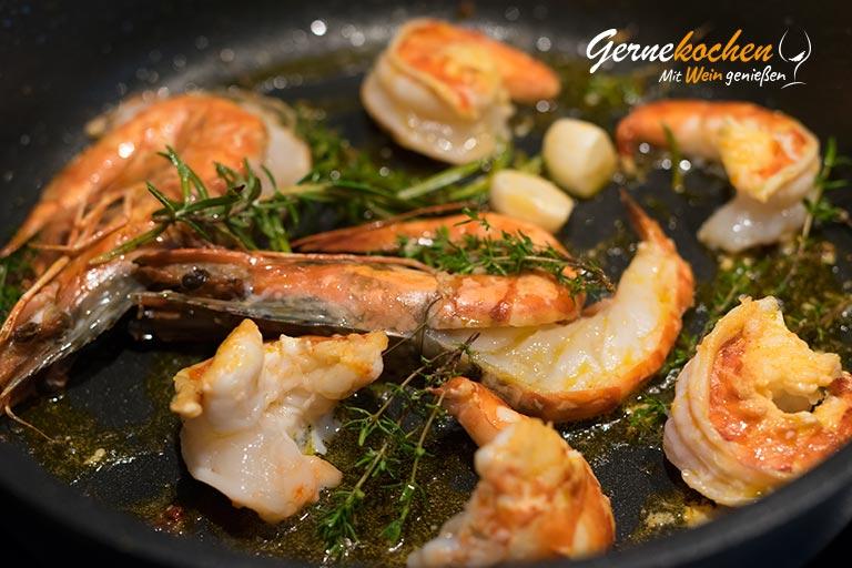 Paella selber machen - Zubereitungsschritt 6