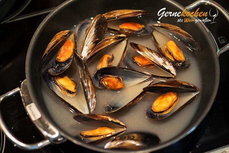 Paella selber machen -Zubereitungsschritt 7