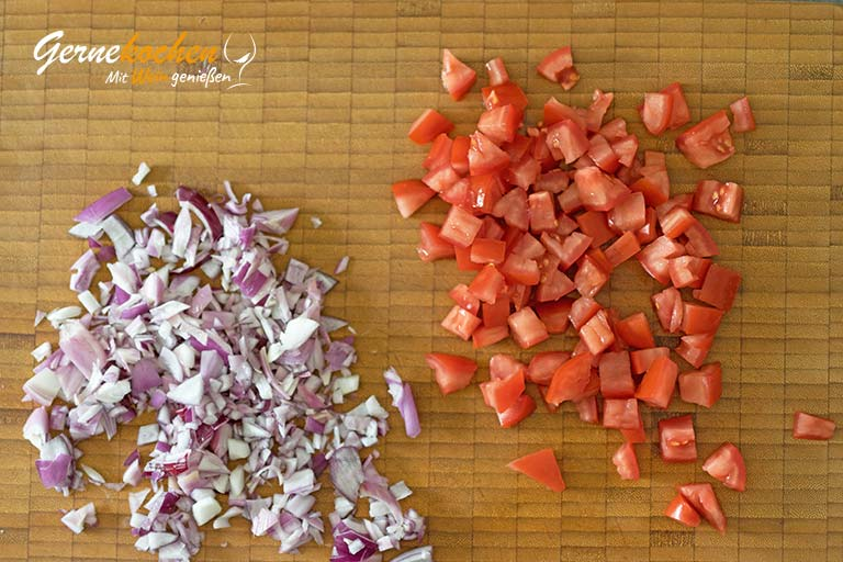 Bruschetta-Rezept original – Zubereitungsschritt 1