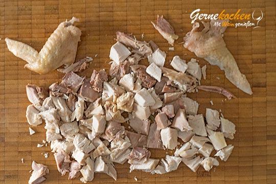 Griechische Fischsuppe avgolemono - Zubereitungsschritt 3.1