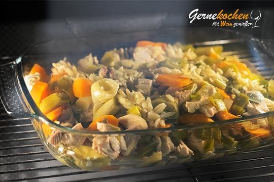 Griechische Fischsuppe avgolemono - Zubereitungsschritt 3.2