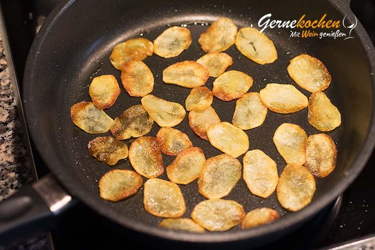 Kartoffelchips - Zubereitungsschritt 3