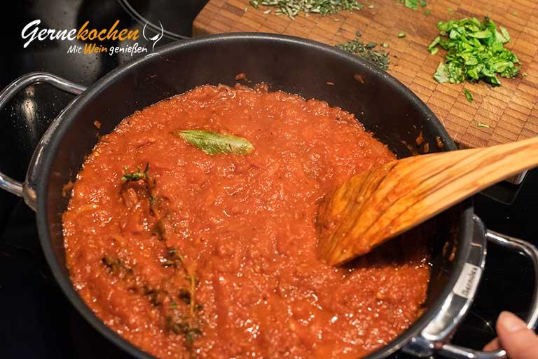 Mediterrane Kaninchenkeulen aus dem Slow Cooker - Zubereitungsschritt 2