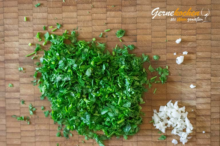 Ossobuco-Gremolada - Zubereitungsschritt 1