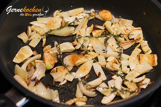 Griechische Fischsuppe (Psarosoupa) - Zubereitungsschritt 1.1