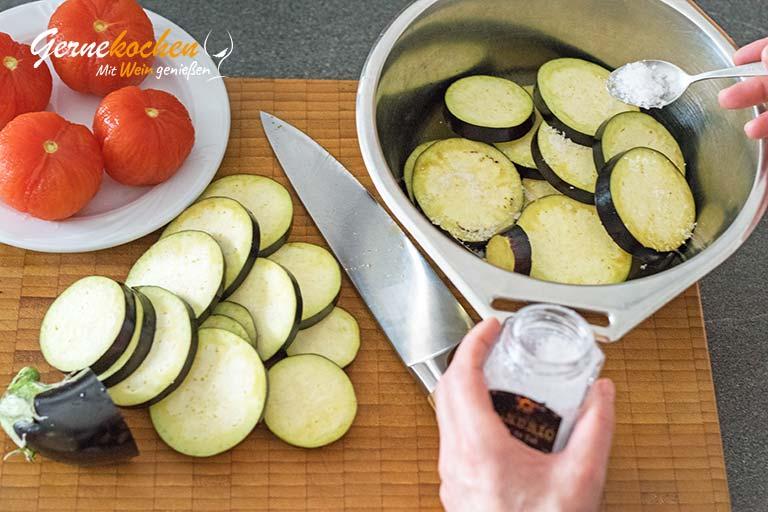 Briám – Gemüseauflauf mit Feta – Zubereitungsschritt 2