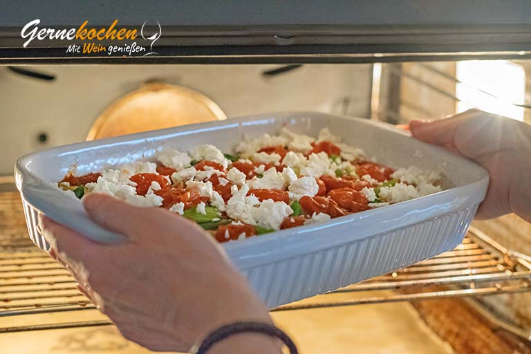Briám – Gemüseauflauf mit Feta – Zubereitungsschritt 8