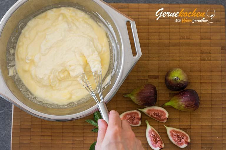 Feigen mit Weincreme | Sika me krema krasiou – Zubereitungsschritt 2