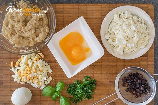 Gefüllte Tomaten - Domátes gemistá - Zubereitungsschritt 2
