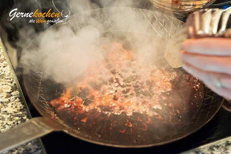 Kalbfleisch-Stifado aus dem Slow Cooker - Arbeitsschritt 2.2