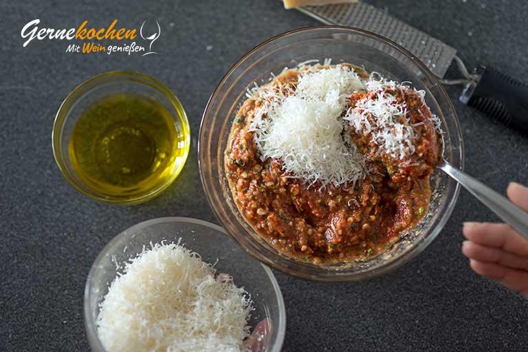 Pasta mit Pesto alla trapanese nach sizilianischer Art – Zubereitungsschritt 3