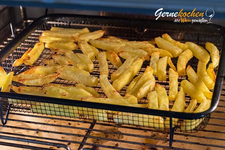 Pommes frites selber machen – Zubereitungsschritt 4