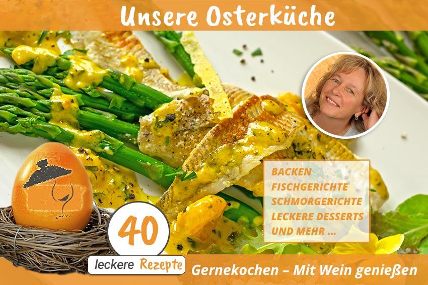 Unsere Osterküche – 36 leckere Rezepte