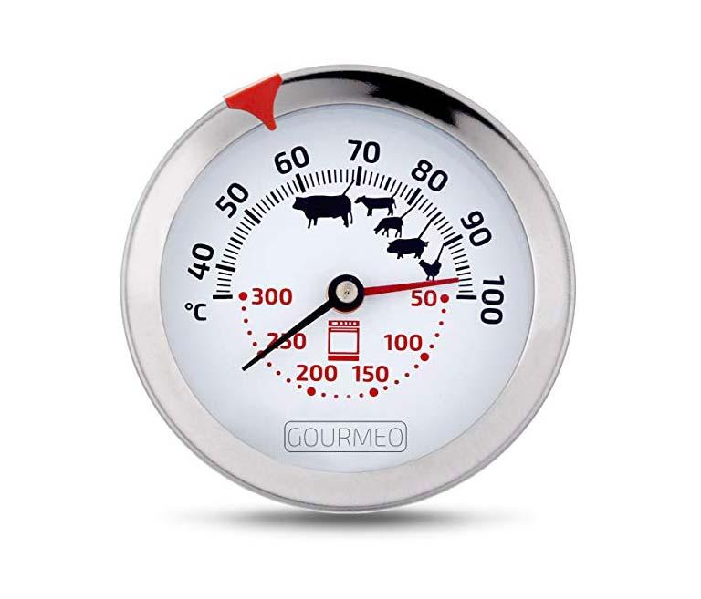 Kerntemperaturen und Langzeitgaren (Schongaren). Gernekochen