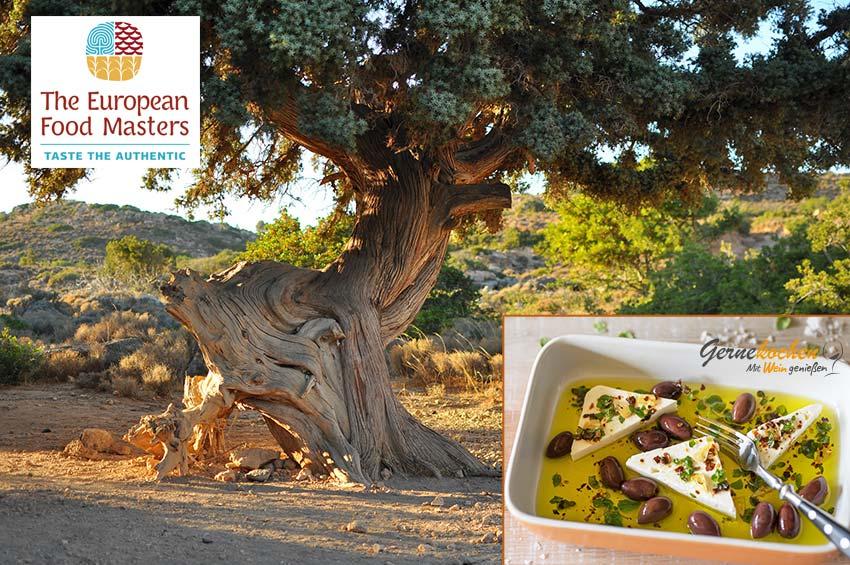 European Food Masters: Kulinarische Entdeckungsreise durch die Region Kreta